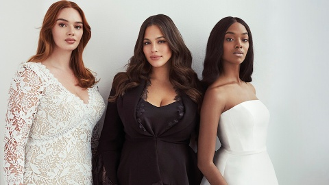 Ashley Graham Is Launching the Most Gorgeous Size-Inclusive Wedding Dress Collection | StyleCaster