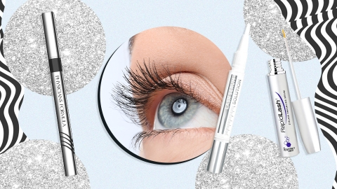 Take a Chance on One of These Lash Serums for Your Longest Flutter Yet | StyleCaster