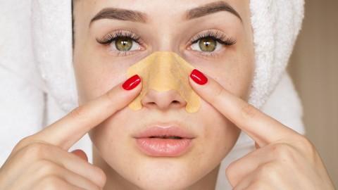 These Pore Cleansing Strips Are Basically DIY Extractions | StyleCaster