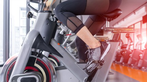 Here's How to Find The Right Shoes For Spin Class | StyleCaster