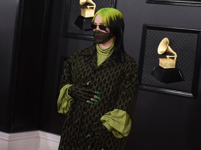 62nd Annual Grammy Awards - Arrivals, Los Angeles, USA - 26 Jan 2020