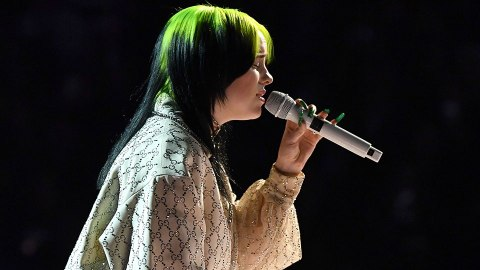 Billie Eilish Had the Sweetest Sibling Moment During Her Grammys Performance | StyleCaster