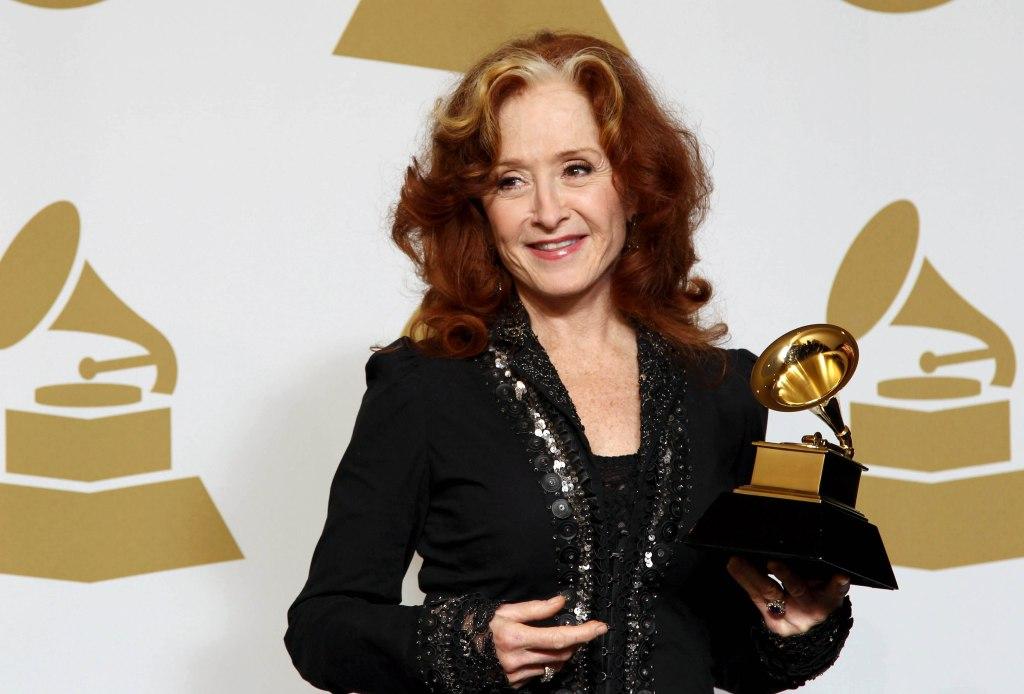 Bonnie Raitt Grammys