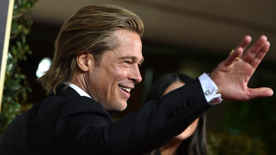 Brad Pitt Just Responded to Those Jennifer Aniston Dating Rumors & We're Shook | StyleCaster