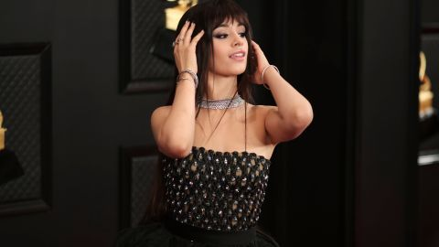 You Better Werk—Camila Cabello Delivers Grown and Sexy Beauty Inspo at the Grammys | StyleCaster