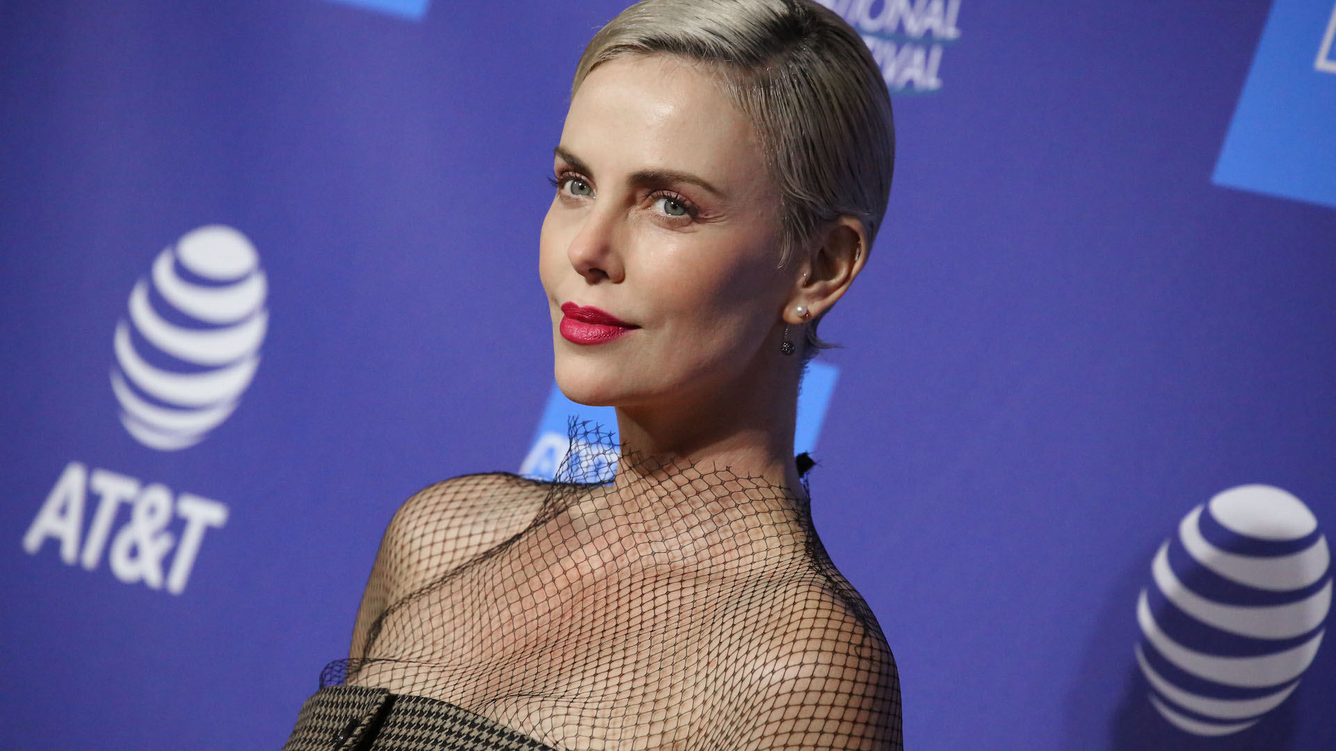Charlize Theron Just Rocked a Major 2020 Trend You're About to See Everywhere