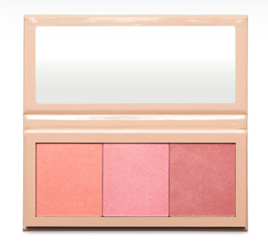 classic shimmers blush palette