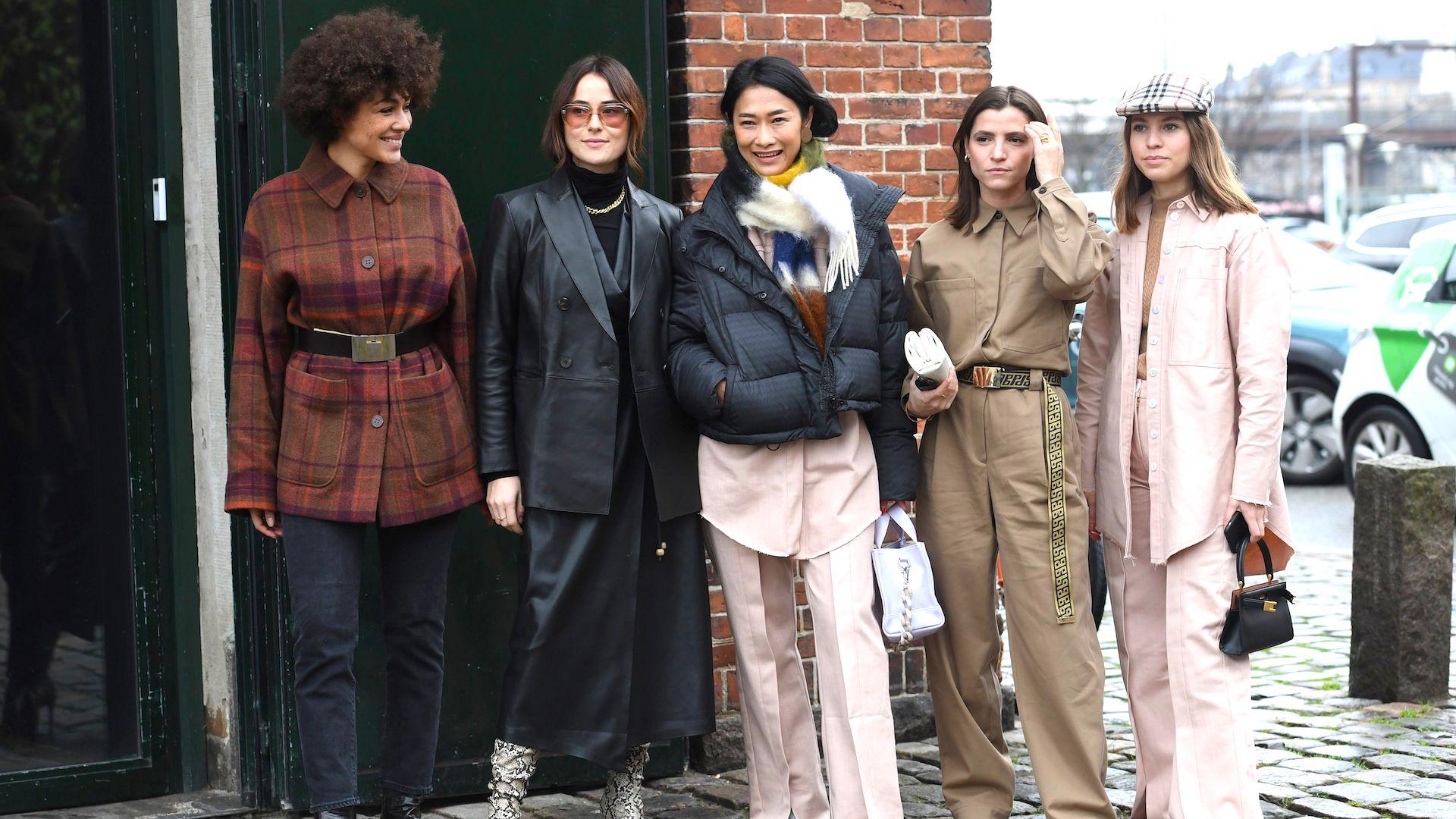 The 7 Trends Taking Over Copenhagen Fashion Week Street Style