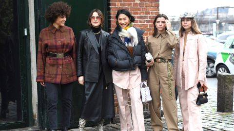The 7 Trends Taking Over Copenhagen Fashion Week Street Style | StyleCaster