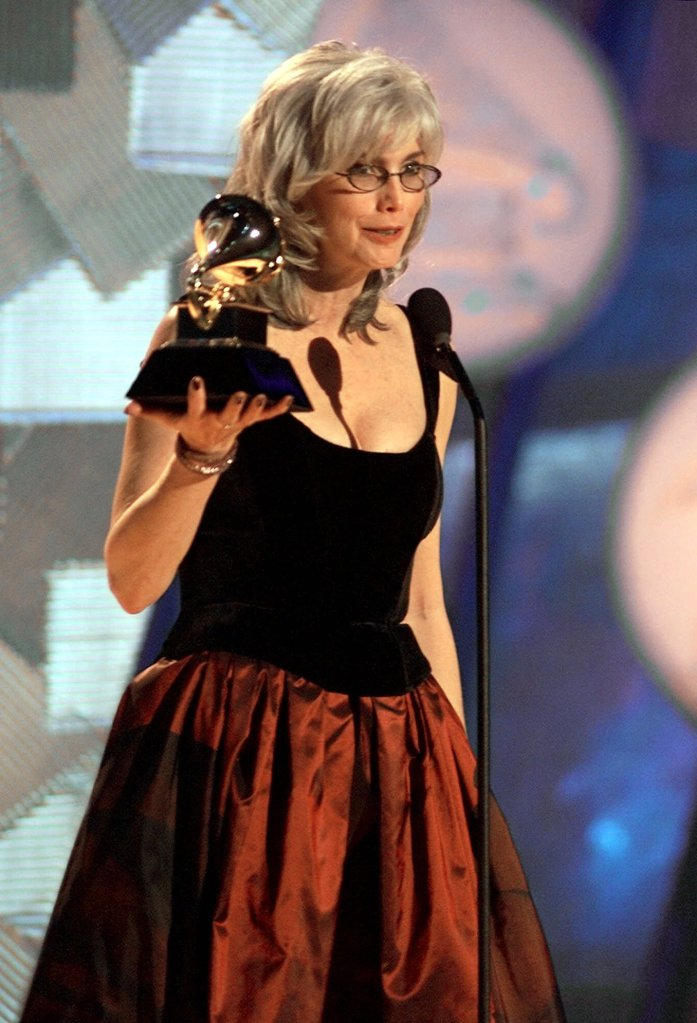 EmmyLou Harris Grammys