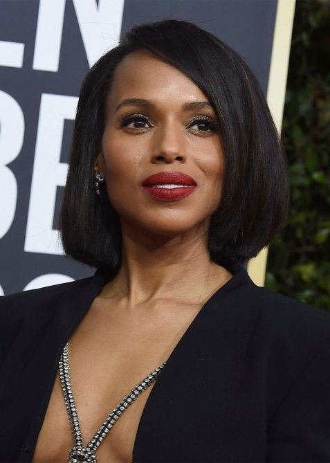 golden globes 2020 kerry washington Award Season Is Here and These are the Standout Beauty Moments in 2020 So Far