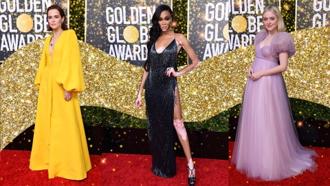 Every Red Carpet Look at the 2020 Golden Globes, From Taylor Swift to Saoirse Ronan | StyleCaster