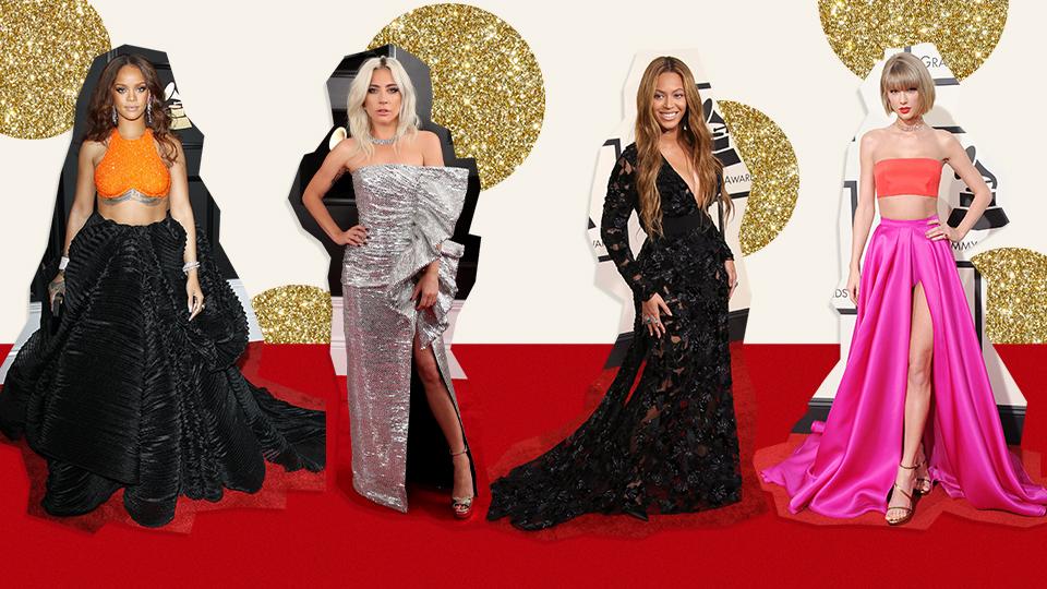 Female Grammy Winners: Rihanna, Lady Gaga, Beyonce, Taylor Swift