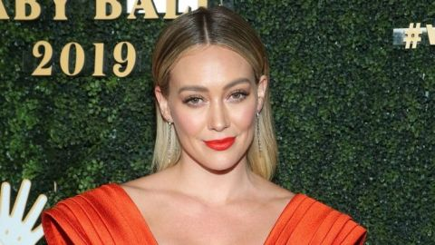 Hilary Duff Just Added Inches to Her Hair and Looks Totally Different | StyleCaster