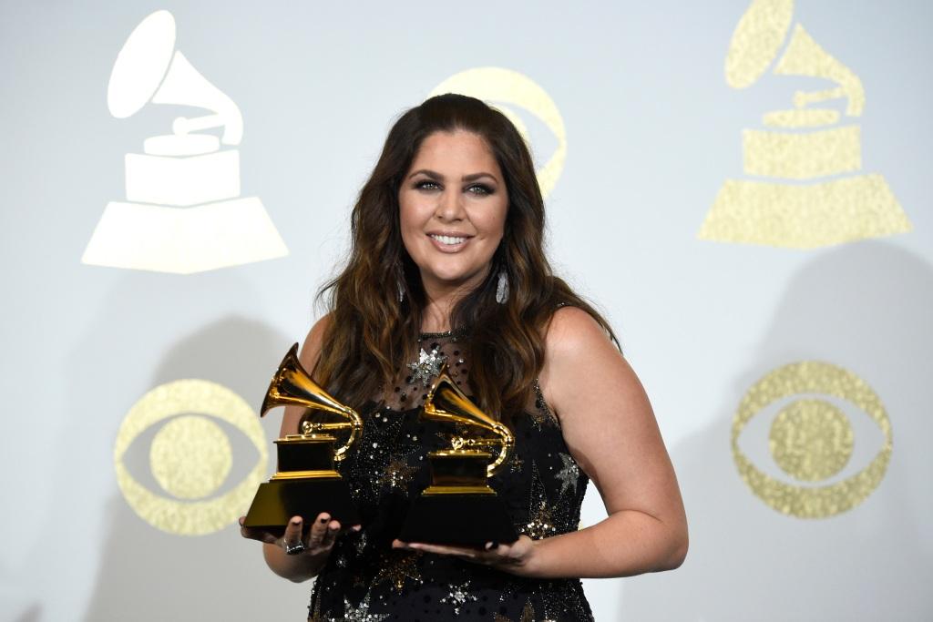 Hillary Scott Grammys