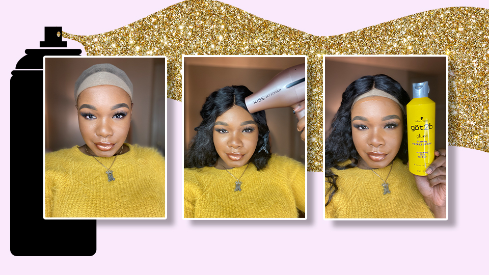 How to Safely Apply Wig Glue Without Harming Your Precious Edges