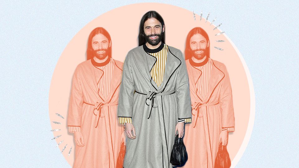 How Jonathan Van Ness Maximizes Downtime to Keep His Energy Up | StyleCaster
