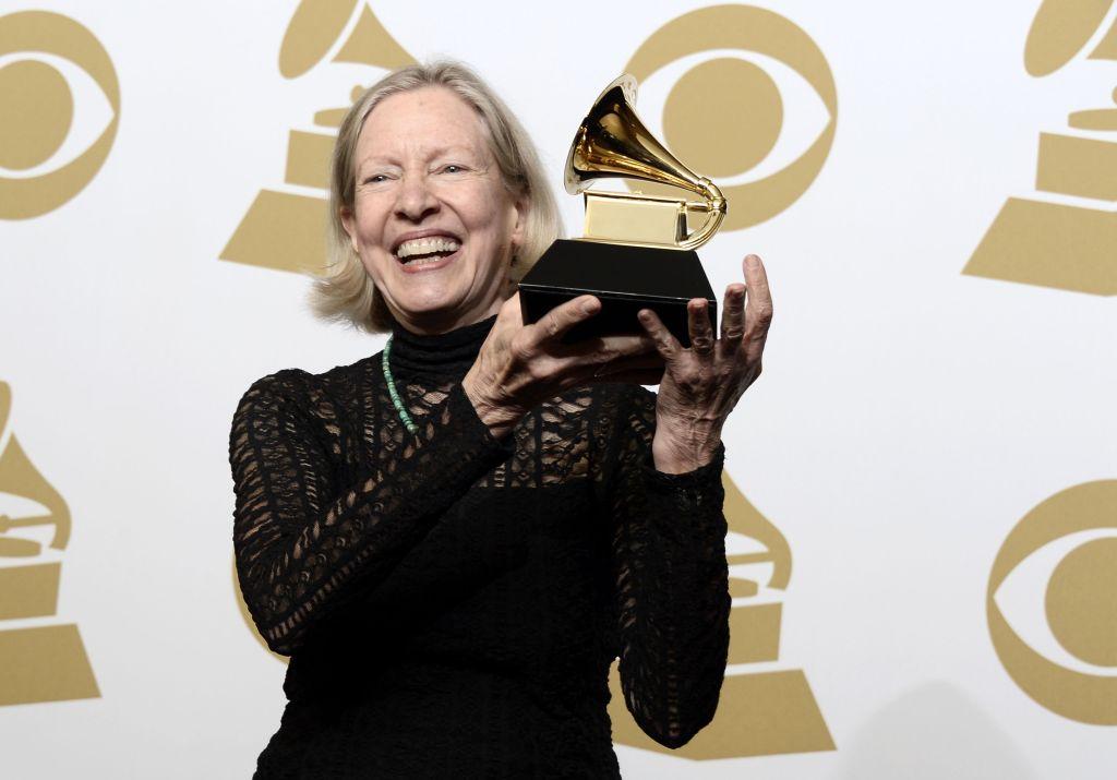 Judith Sherman Grammys