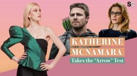 Kat McNamara Takes the Ultimate 'Arrow' Trivia Challenge