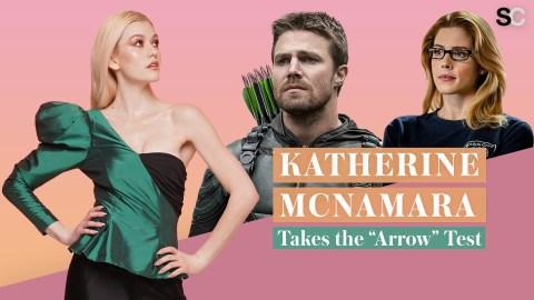 Kat McNamara Takes the Ultimate 'Arrow' Trivia Challenge   StyleCaster