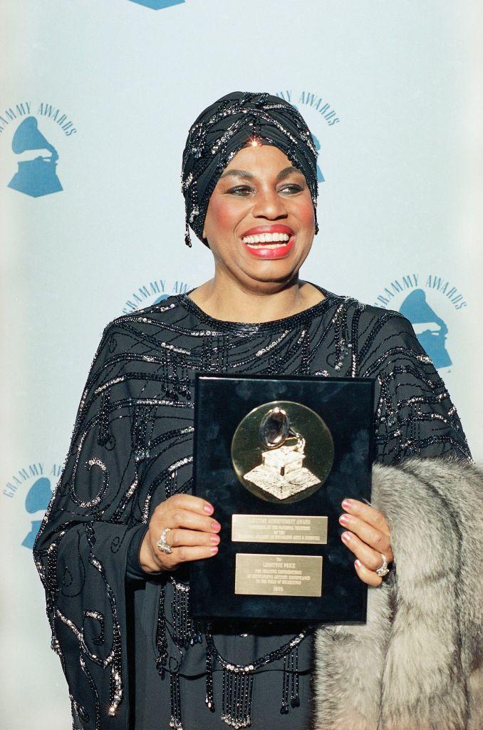 Leontyne Price Grammys