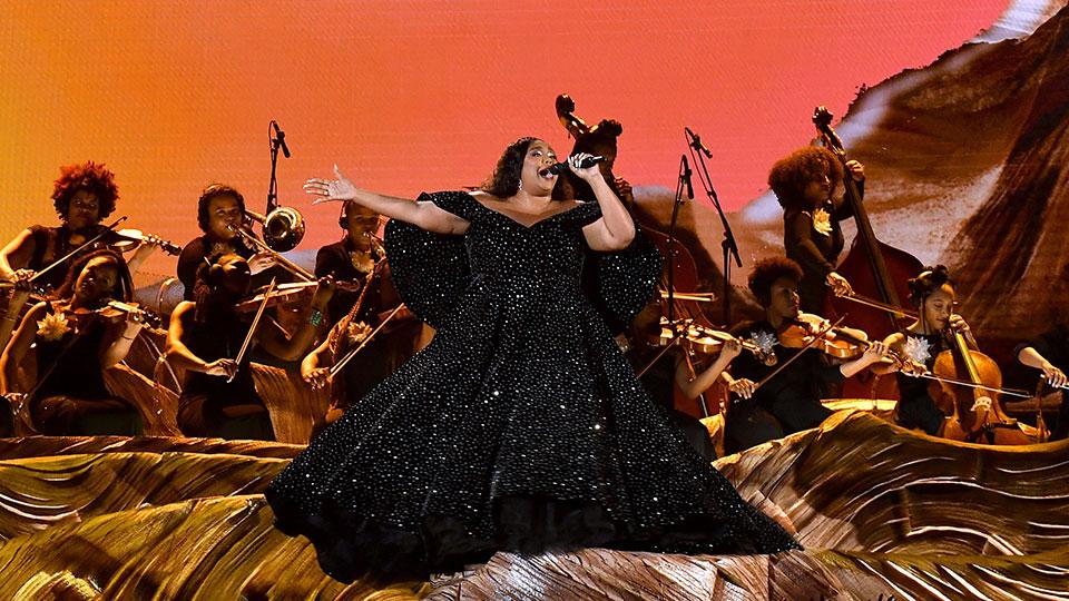 12+ Grammys 2020 Lizzo