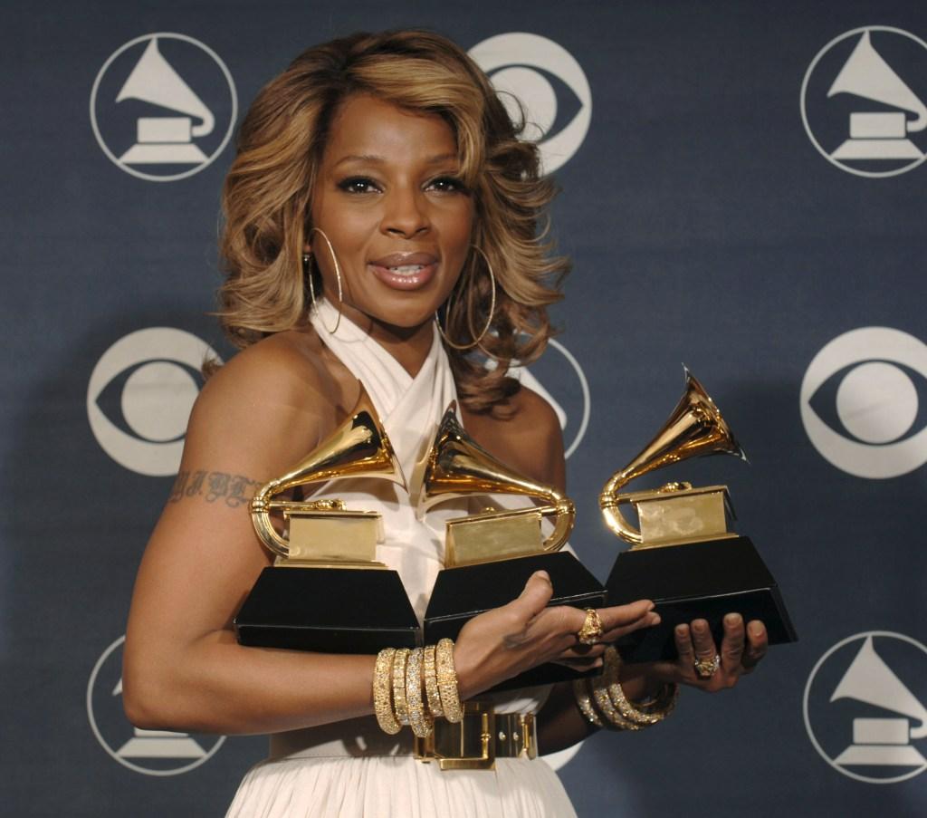 Mary J. Blige Grammys