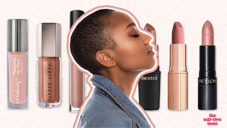 Forget Red Lips—Nude Lipstick Makes Me Feel The Best In My Skin