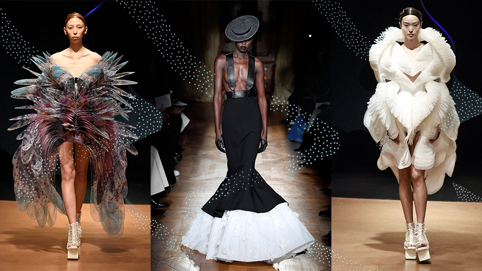 Every Mind-Blowing Look From the Paris Haute Couture Fashion Week Runways