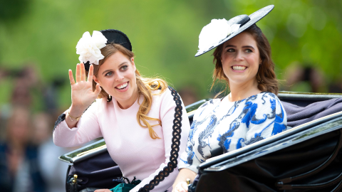 Meghan Markle & Prince Harry's Royal Replacements Could Be These Princess Cousins | StyleCaster