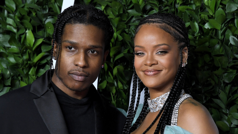 Rihanna Has Been 'Having Fun' With A$AP Rocky—But That Doesn't Mean They're Dating   StyleCaster
