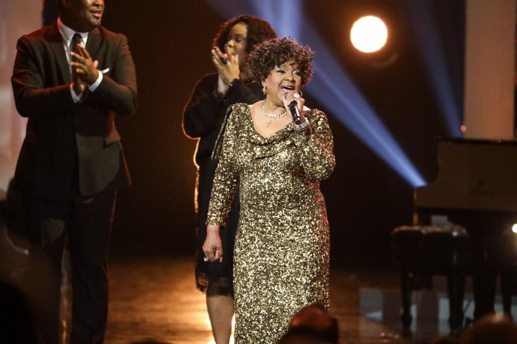 Shirley Caesar Grammys