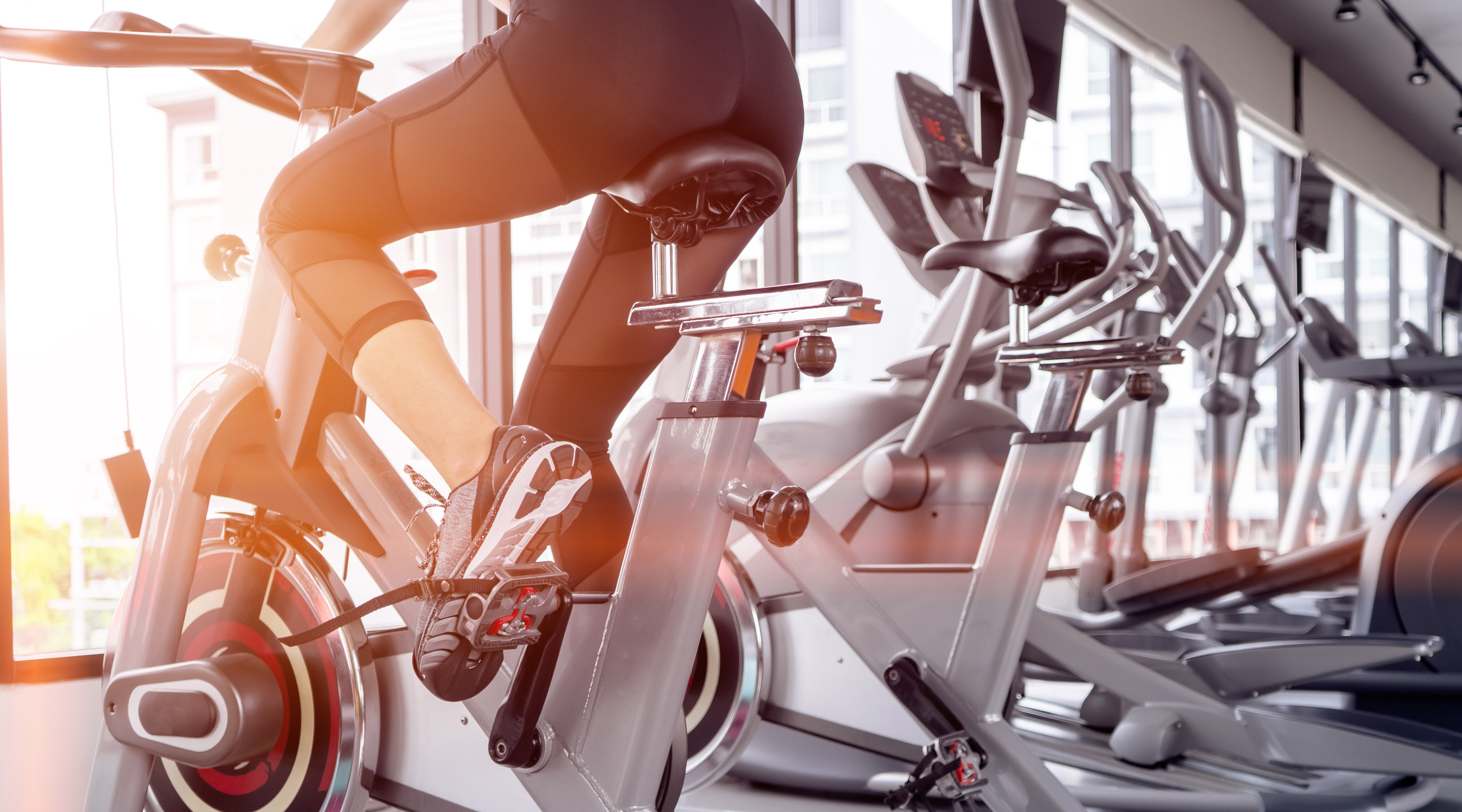 Here's How To Find The Right Shoes For Spin Class
