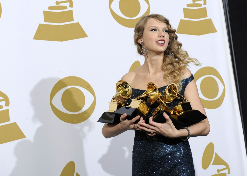 How Many Grammys Does Taylor Swift Have? Including Grammys 2021 Nominations   StyleCaster