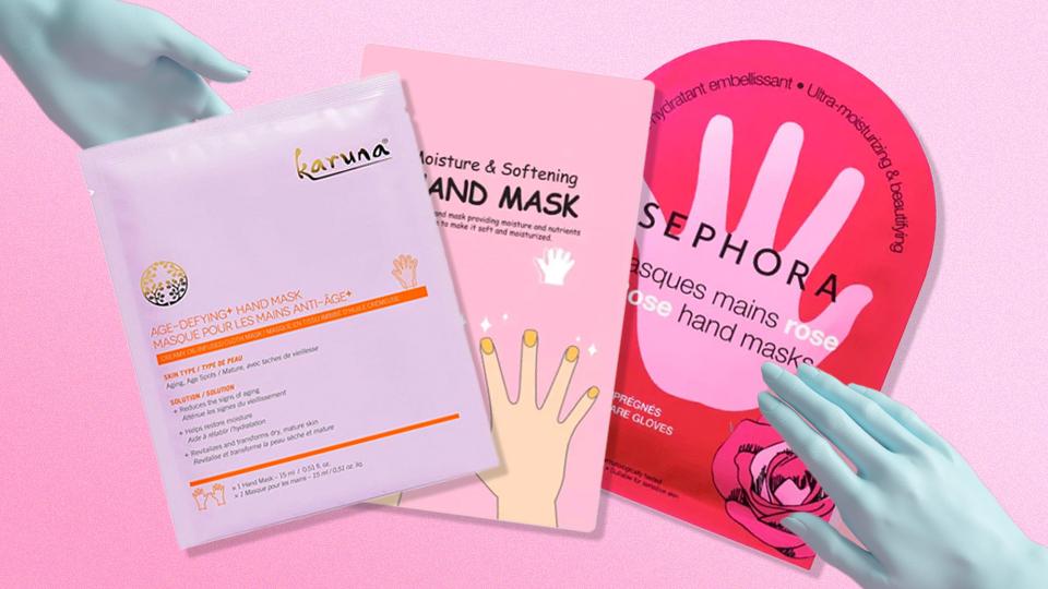 Next-Level Nourishing Hand Masks Your Dry Skin Deserves Right Now