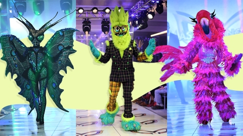 We Have a Pretty Good Guess For Who Kangaroo Is on 'The Masked Singer' Season 3   StyleCaster
