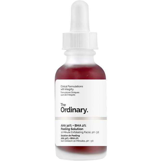 the ordinary peeling solution ulta The Ordinary's Best Products for Nixing Oily Skin on a Budget