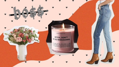 19 Galentine's Day Gifts For Your Singles Soiree | StyleCaster