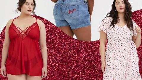 Torrid's Valentine's Day Collection Is Pink, Red and Cute All Over   StyleCaster
