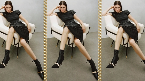 10 Pieces We're Snagging from Zara's Endlessly Trendy Winter Sale | StyleCaster
