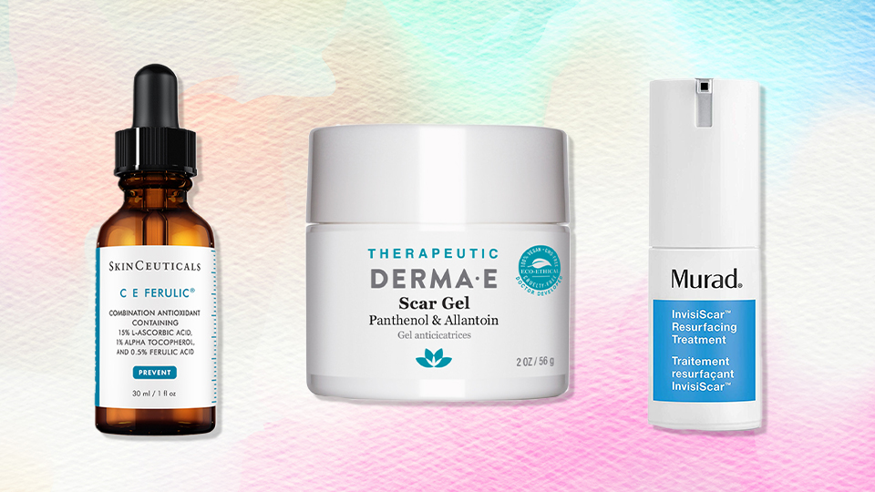 Acne Scar Products For Removing Stubborn Blemish Marks In 2020 Stylecaster