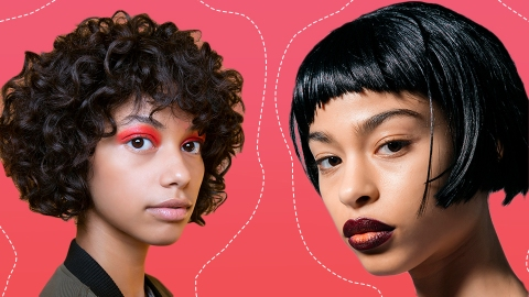The Best Wigs With Bangs For When You Don't Want to Pluck and Glue | StyleCaster