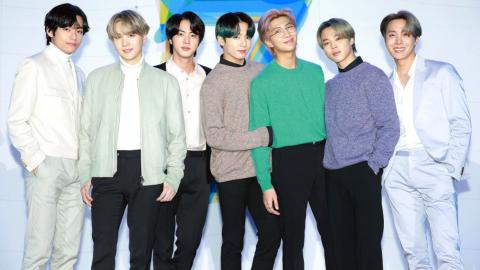 RM Teased the New BTS 'Break the Silence' Documentary Yet Again Over Live Stream   StyleCaster