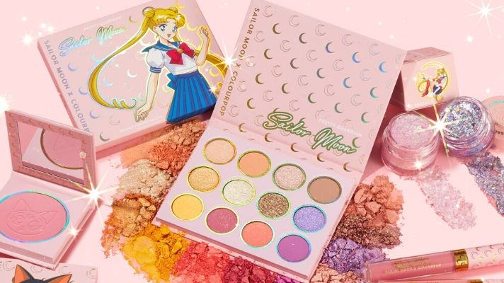 Hurry—The ColourPop x Sailor Moon Collection Just Restocked for a Limited Time