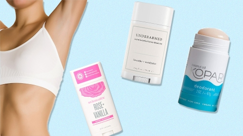 These Natural Deodorants Really Do Work—Even if You Actually Have B.O. | StyleCaster