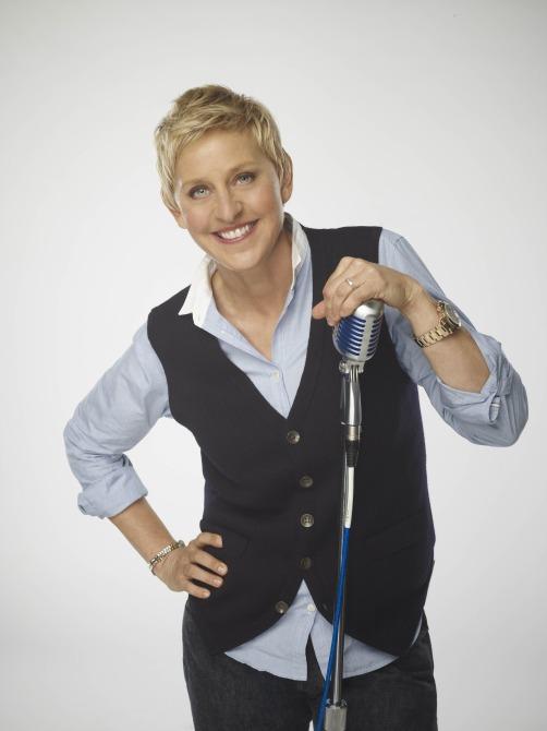 Ellen DeGeneres, American Idol