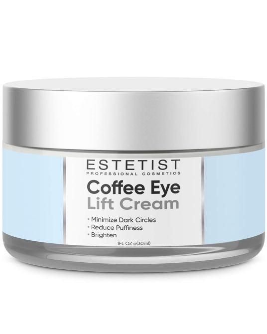 Estetist Caffeine-Infused Coffee Eye Lift Cream