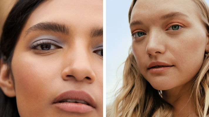 I Tried All of Glossier's New Skywash Eyeshadow Colors—Here Are My Faves