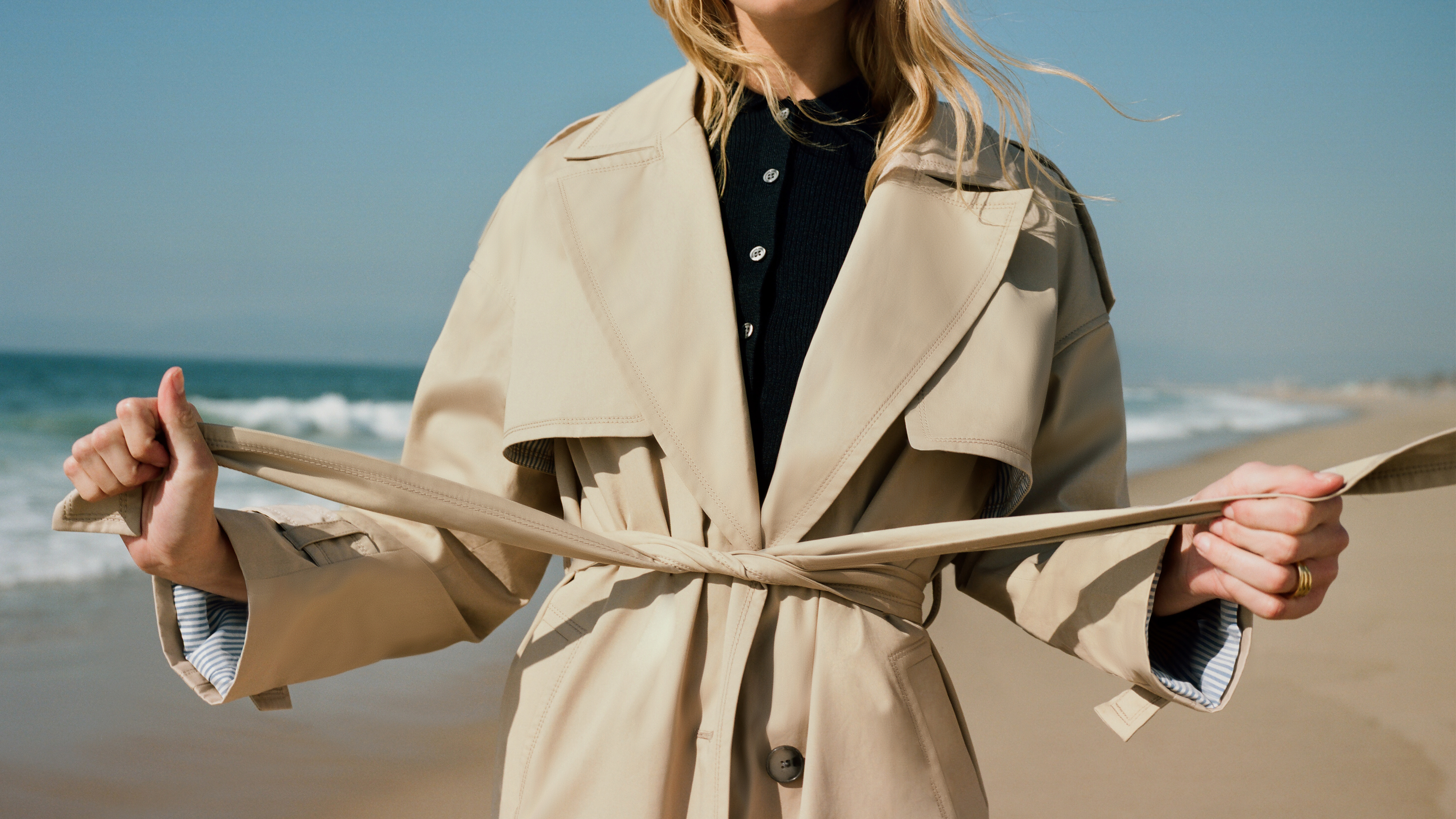 goop's Banana Republic Edit Is Designed With Powerful Women In Mind