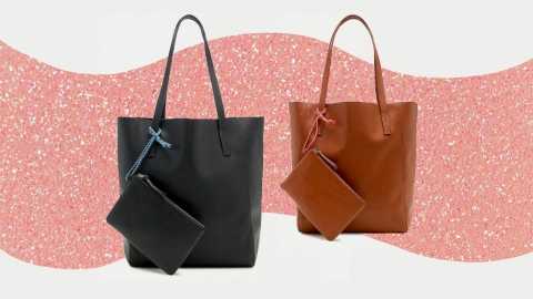 This Chic Under-$200 Tote Might Be the Only Bag You Need This Spring | StyleCaster